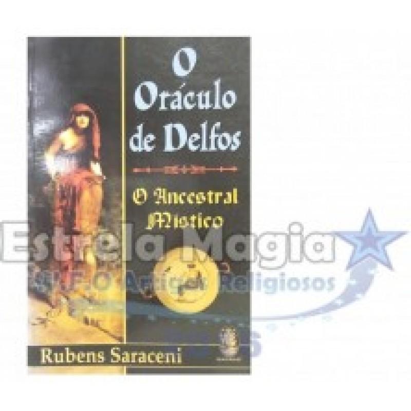 Livro Oráculo de Delfos O Ancestral Místico