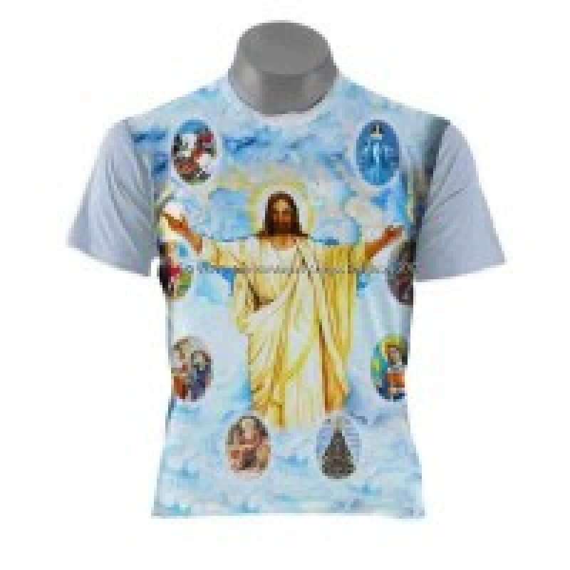 Camiseta 7 Linhas