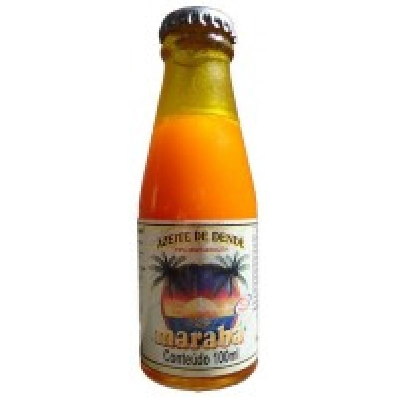 Azeite de Dende 100 ml Marabá