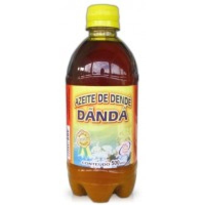 Azeite de Dende 500 ml Marabá