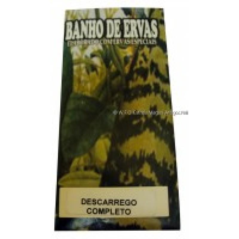 BANHO EM ERVA DESCARREGO COMPLETO