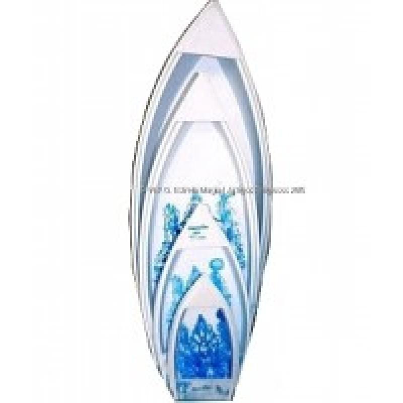Barco Yemanja de Isopor 35 Cm