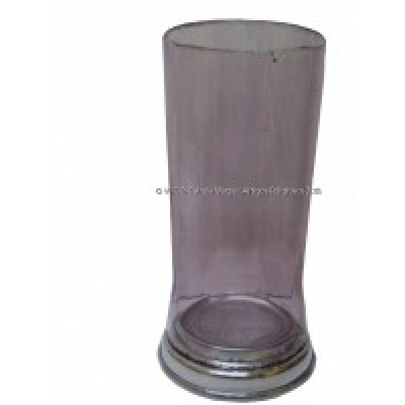 Copo para velas 7 dias com base aluminio lilás