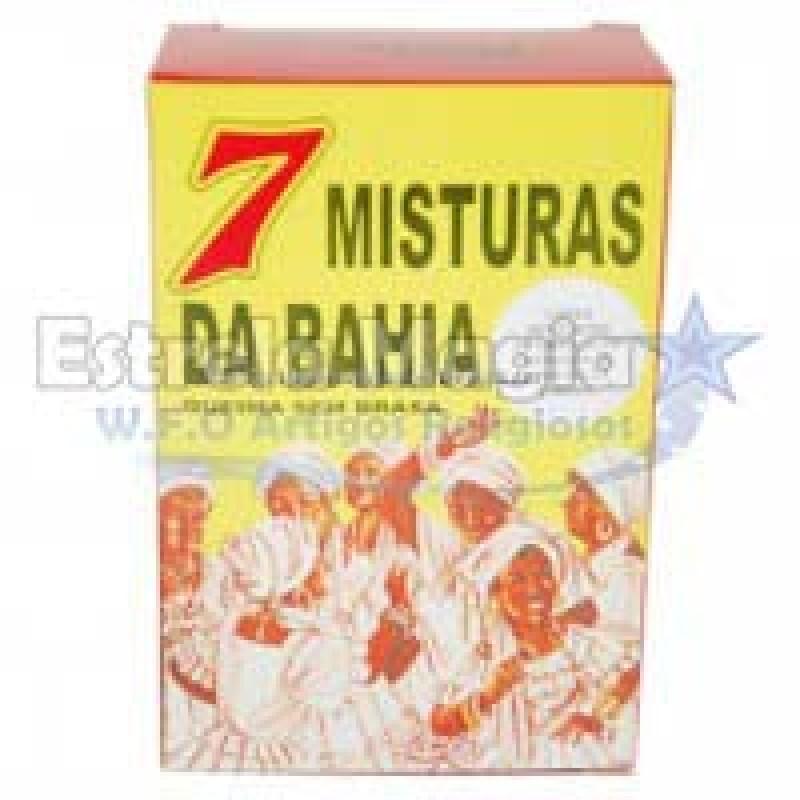 Defumador 7 Mistura da Bahia