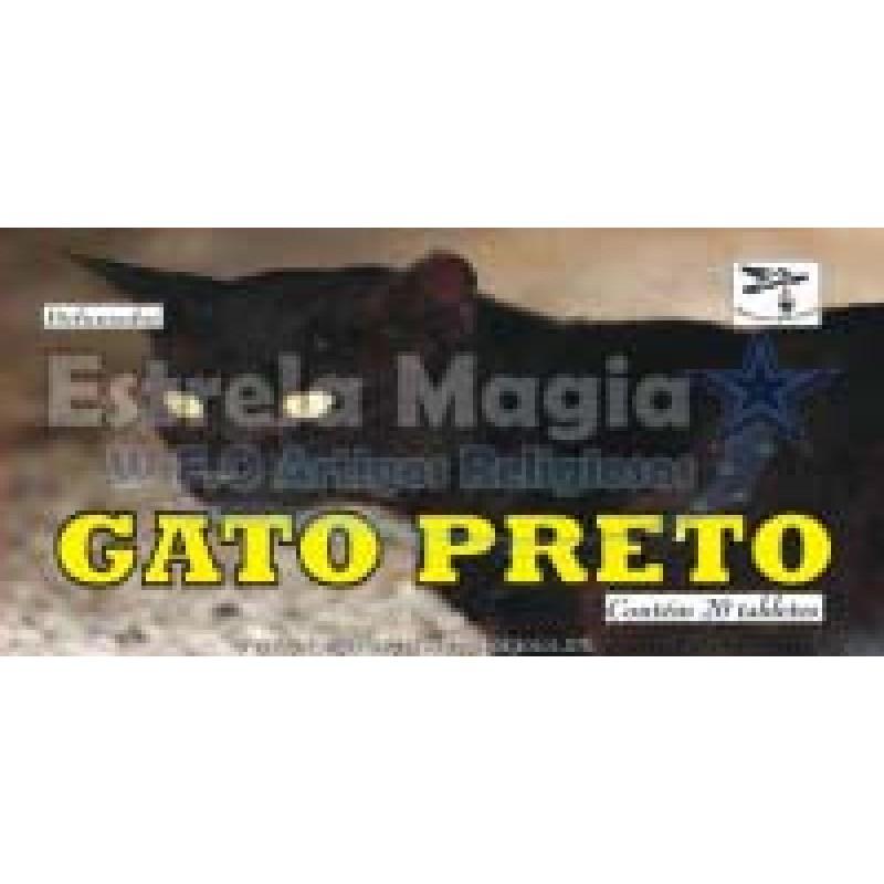 Defumador Gato Preto