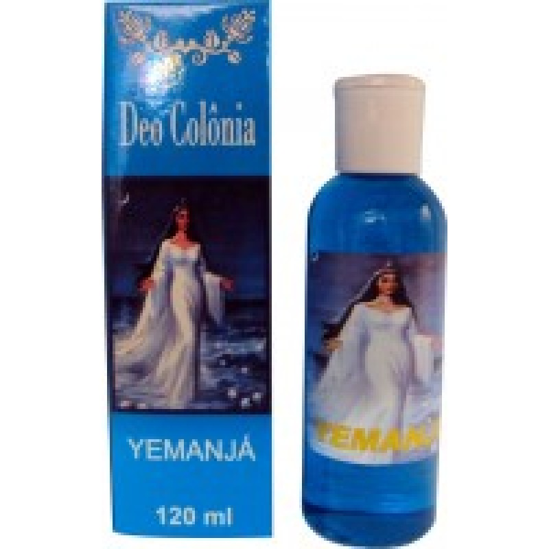 Deo Colonia Yemanja flor do campo 120ml