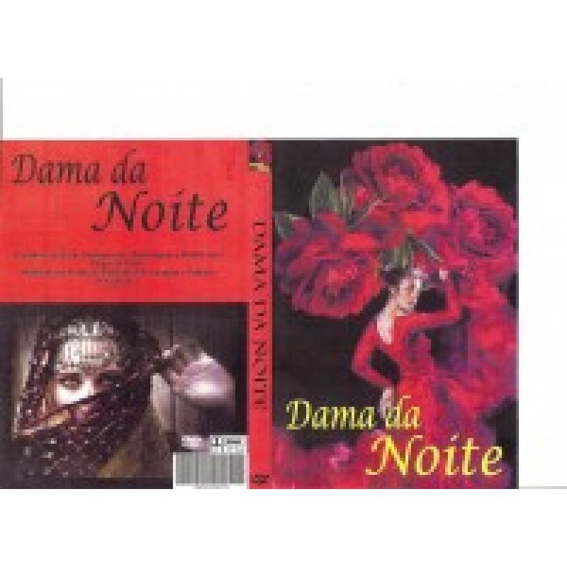 Dvd Trilha Dama da Noite
