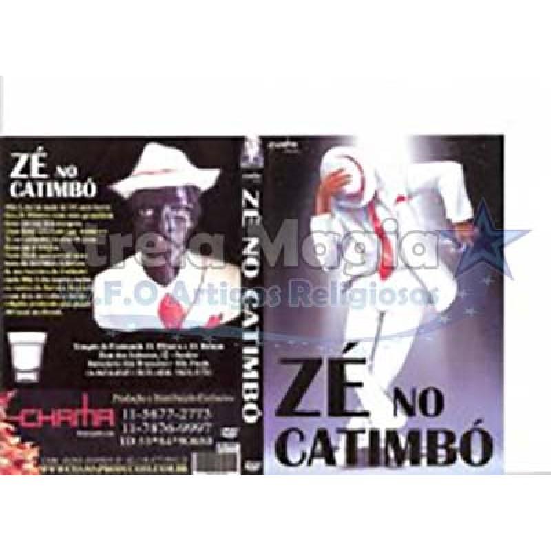 Dvd Trilha Zé no Catimbó