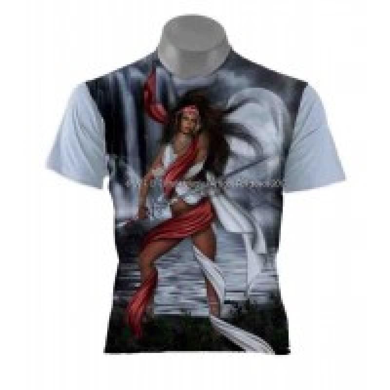 Camiseta - Iansã