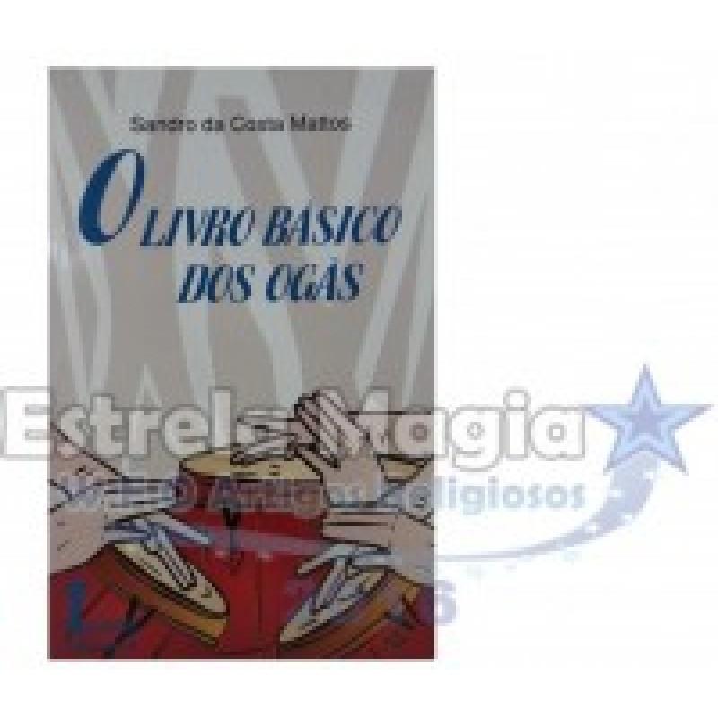 Livro O Livro Básico dos Ogãs