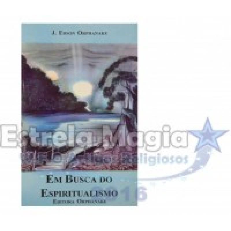 Livro Em Busca do Espiritualismo