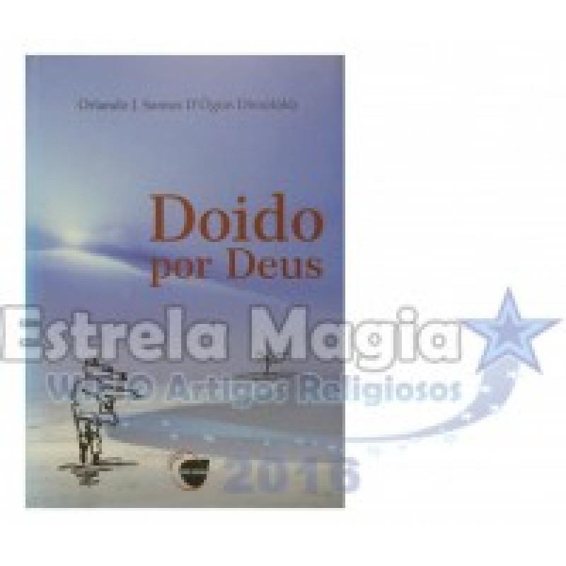 Livro Doido por Deus