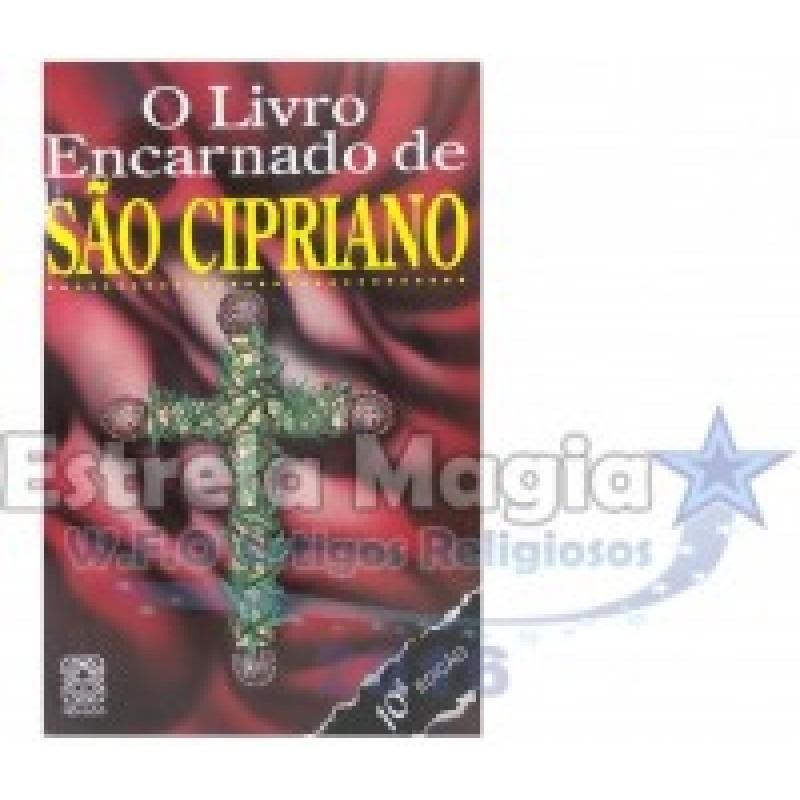 Livro O Livro Encarnado de São Cipriano