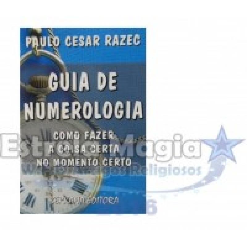 Livro Guia de Numerologia