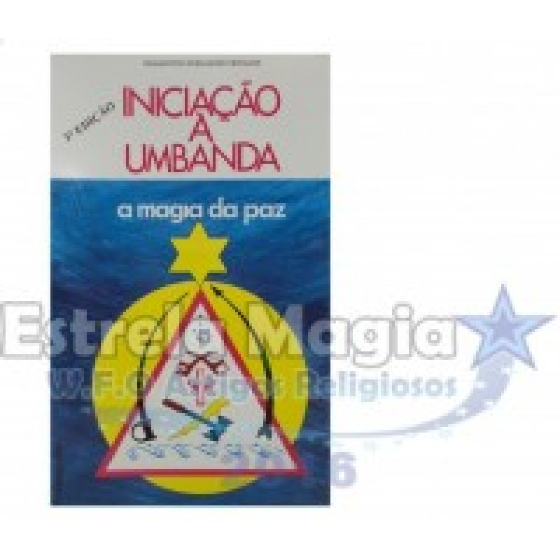 Livro Iniciação a Umbanda