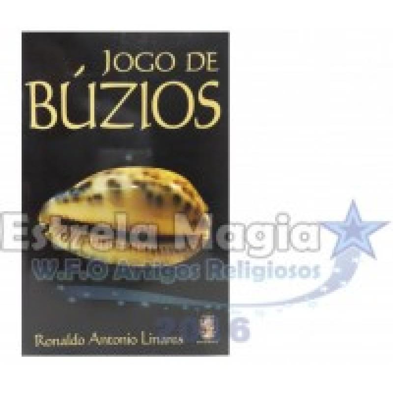 Livro Jogo De Búzios