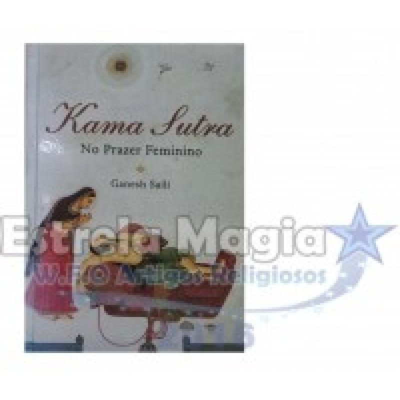 Livro Kama Sutra no Prazer Feminino