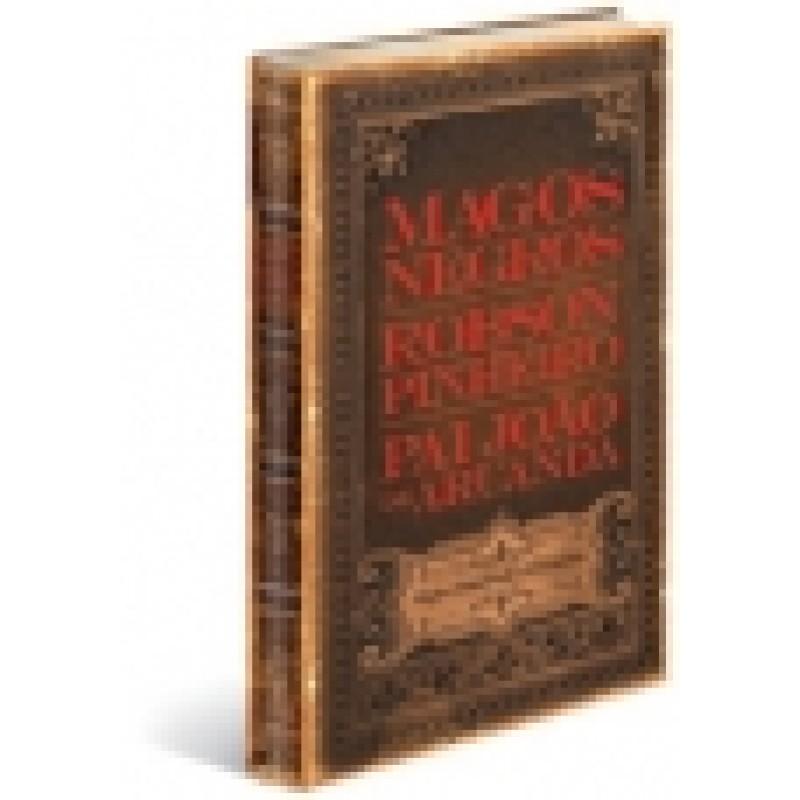 Livro Magos Negros Robson Pinheiro Pai João de Ar...