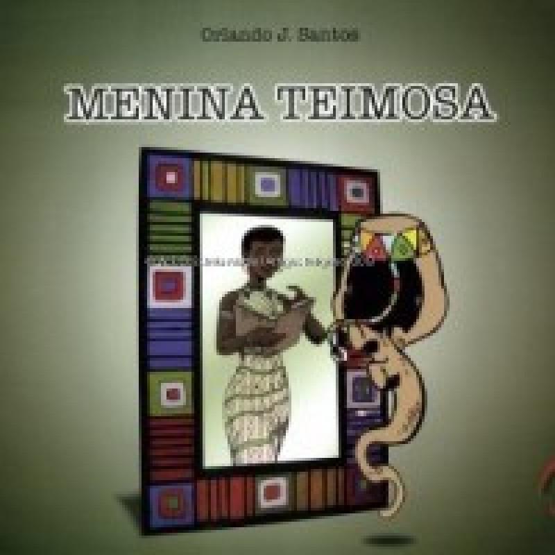 Livro Menina Teimosa Omo Oduwa