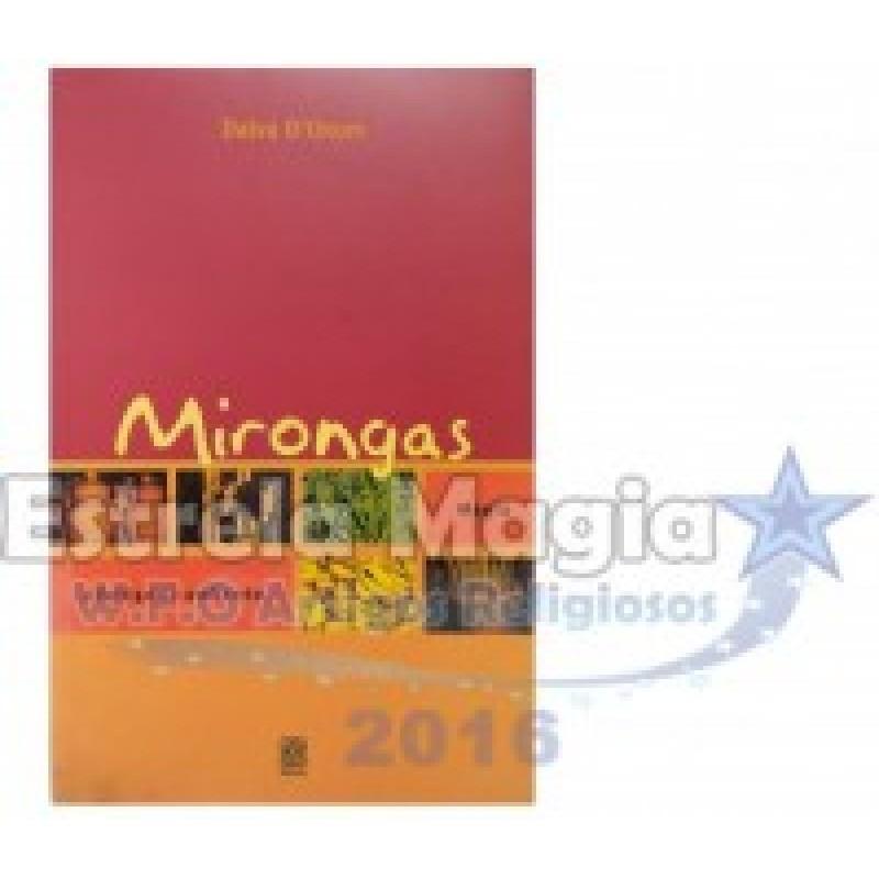 Livro Mirongas Magia e Feitiço
