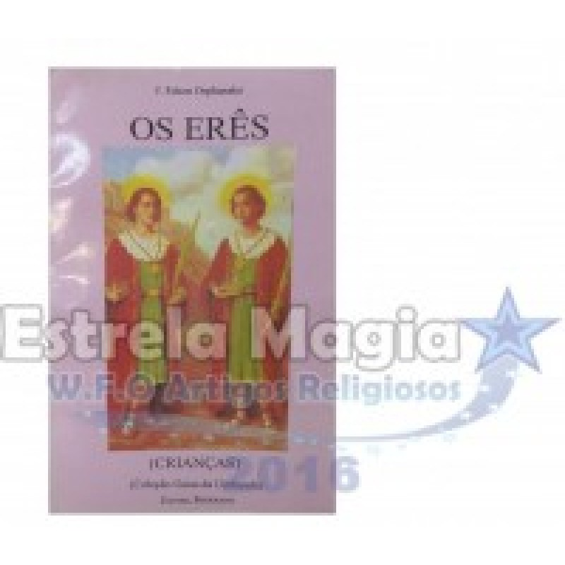 Livro Os Erês