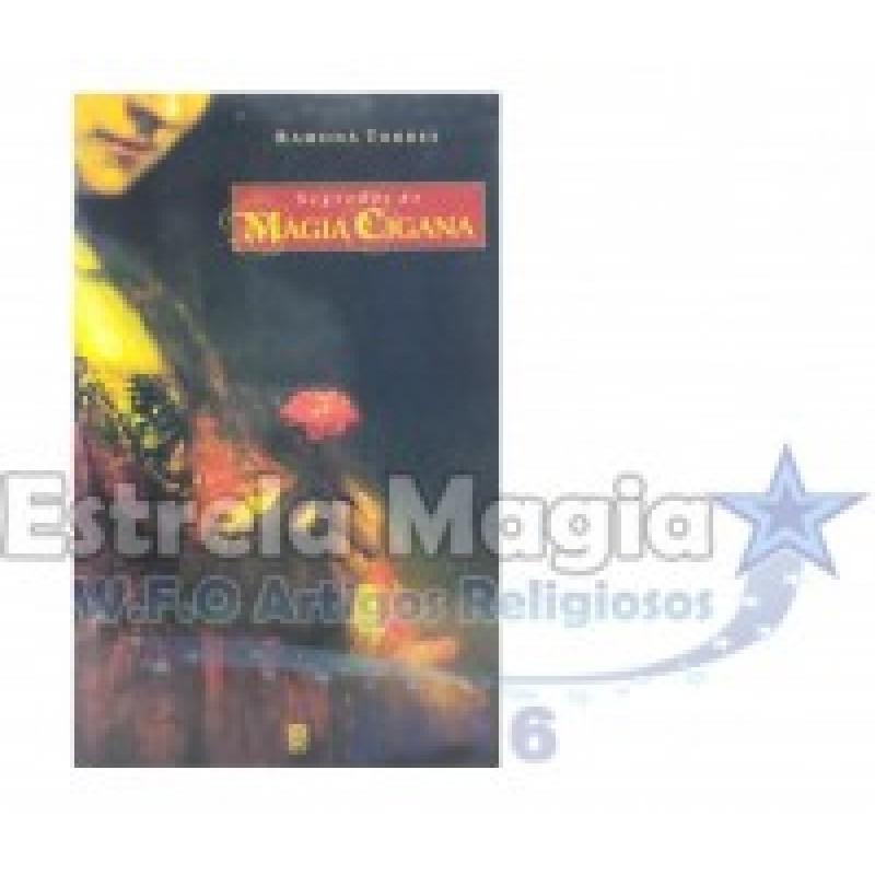 Livro Segredos da Magia Cigana