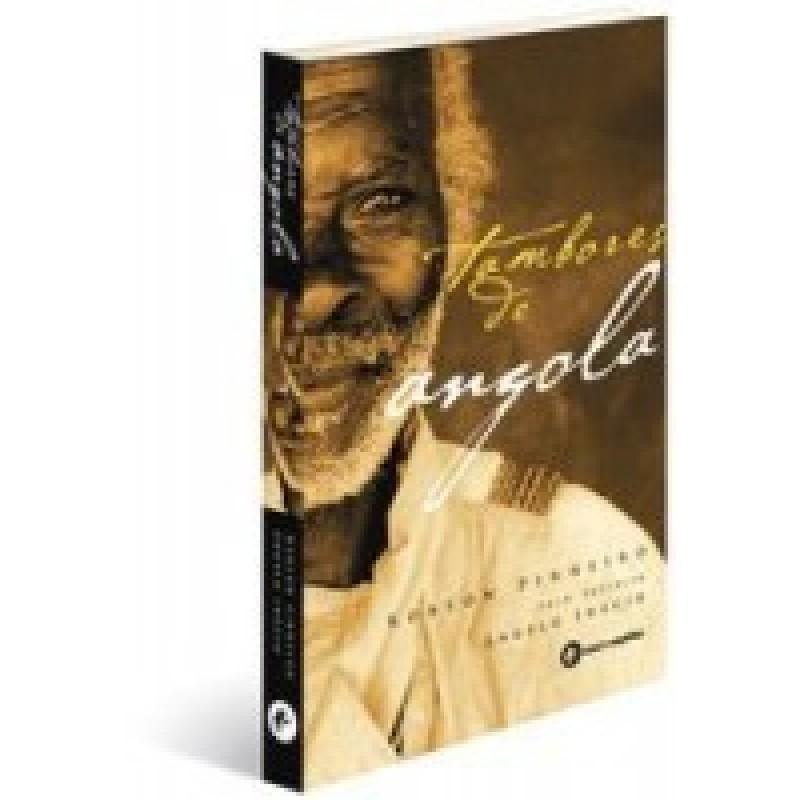 Livro Tambores de Angola Editora Casa Dos Espirito...