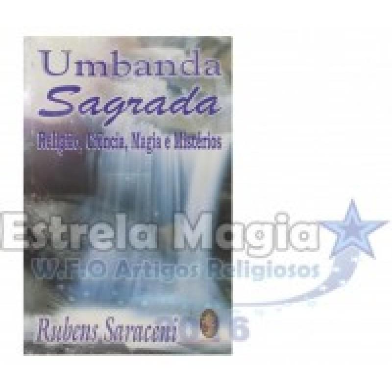 Livro Umbanda Sagrada Religião Ciência Magia Mis...