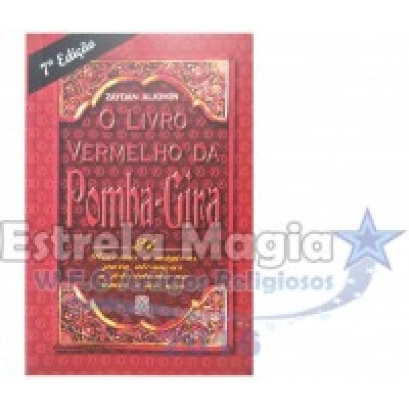 Livro O Livro Vermelho da Pomba Gira