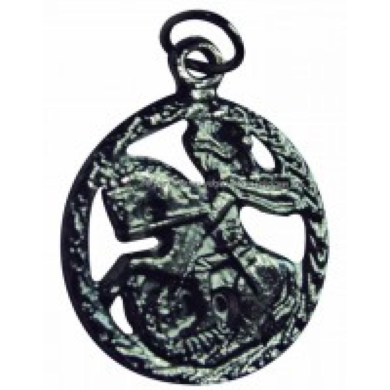 Medalha Miniatura São Jorge