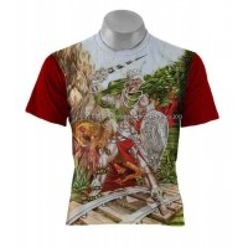 Camiseta de  Ogum