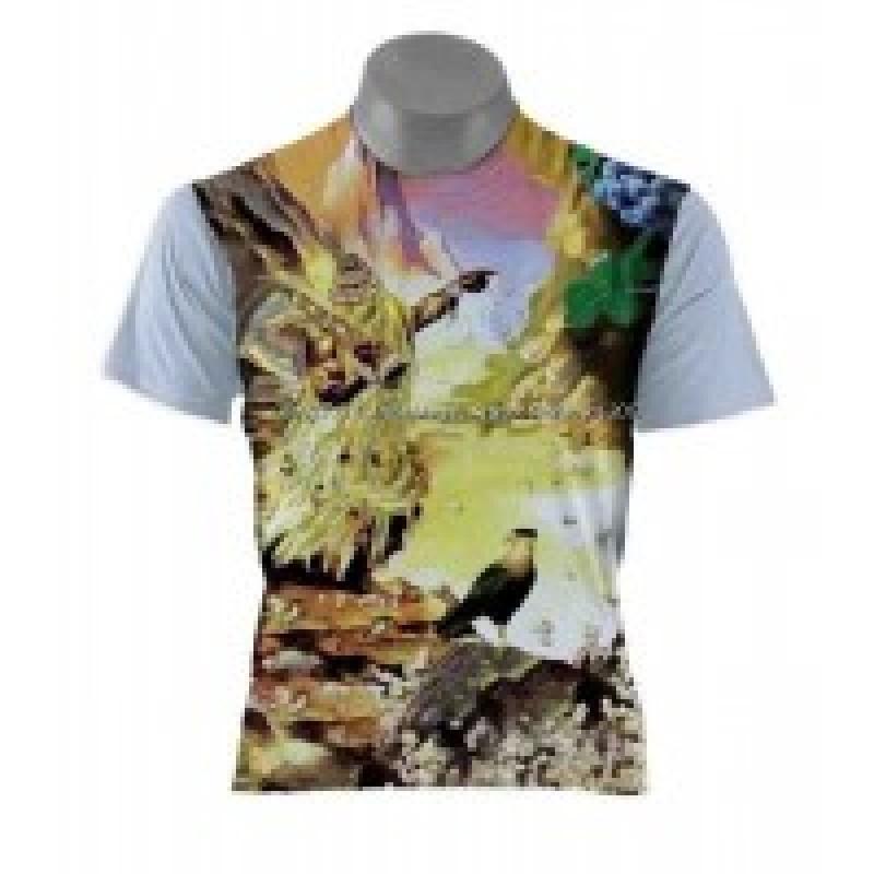 Camiseta de Omolu