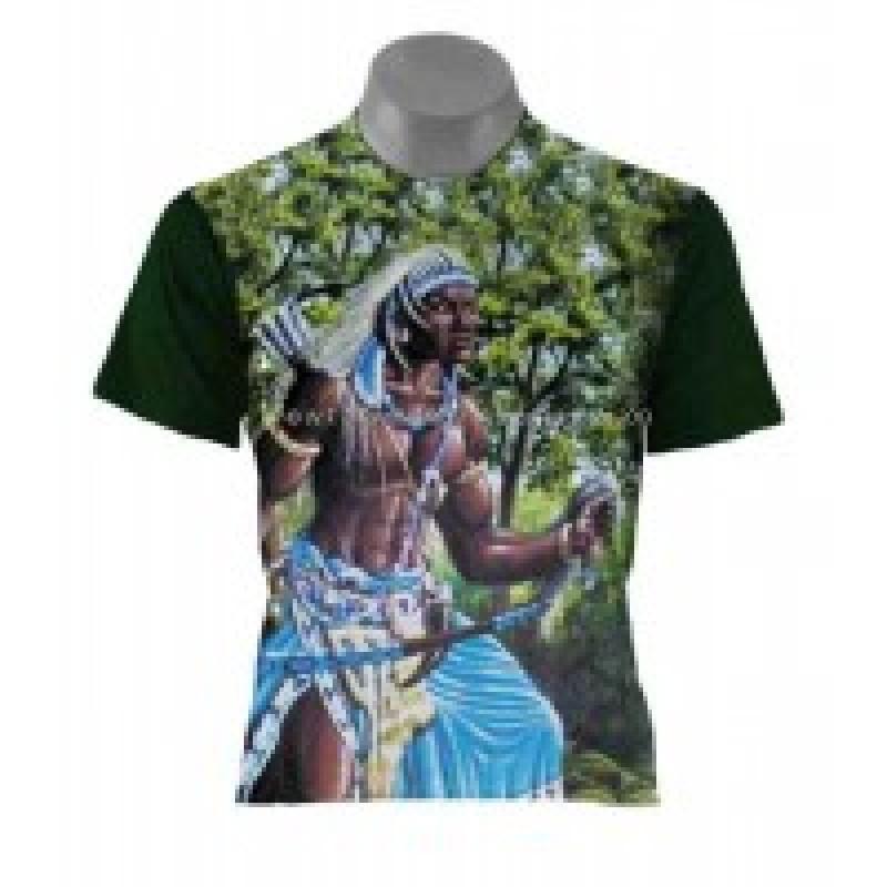 Camiseta de Oxossi
