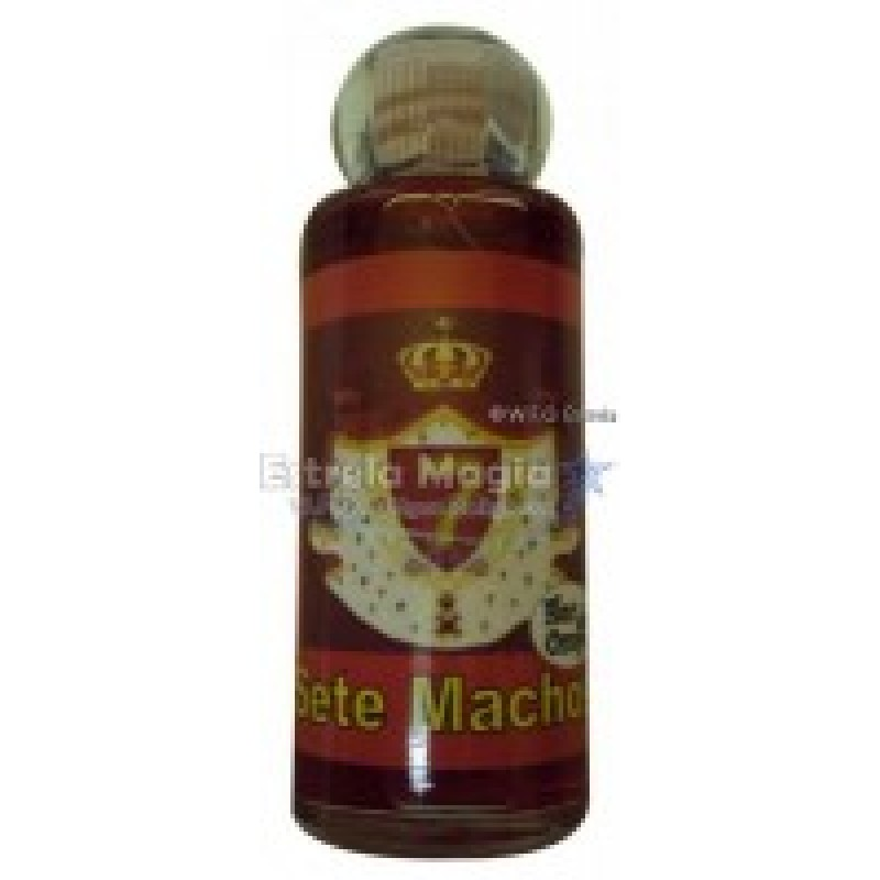 Perfume Atrativo 7 Machos 60 ml