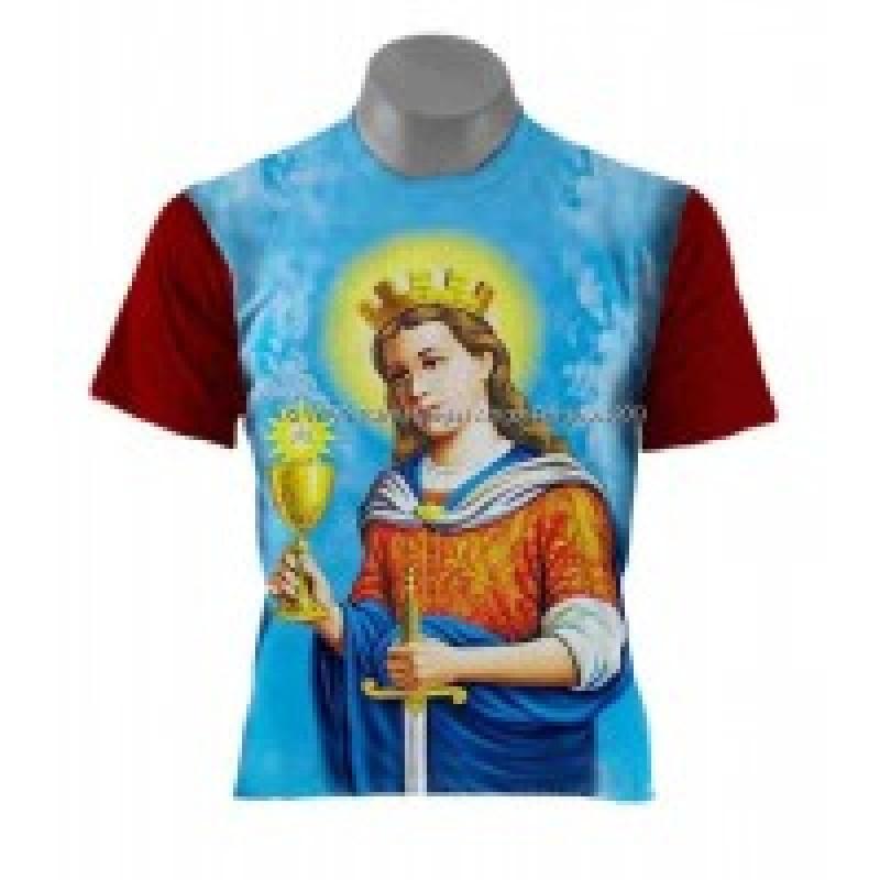 Camiseta Santa Barbara