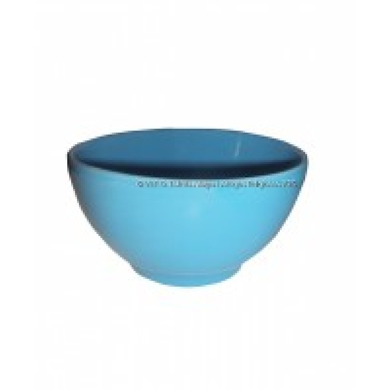 Tigela de Louça Azul Claro 16 CM
