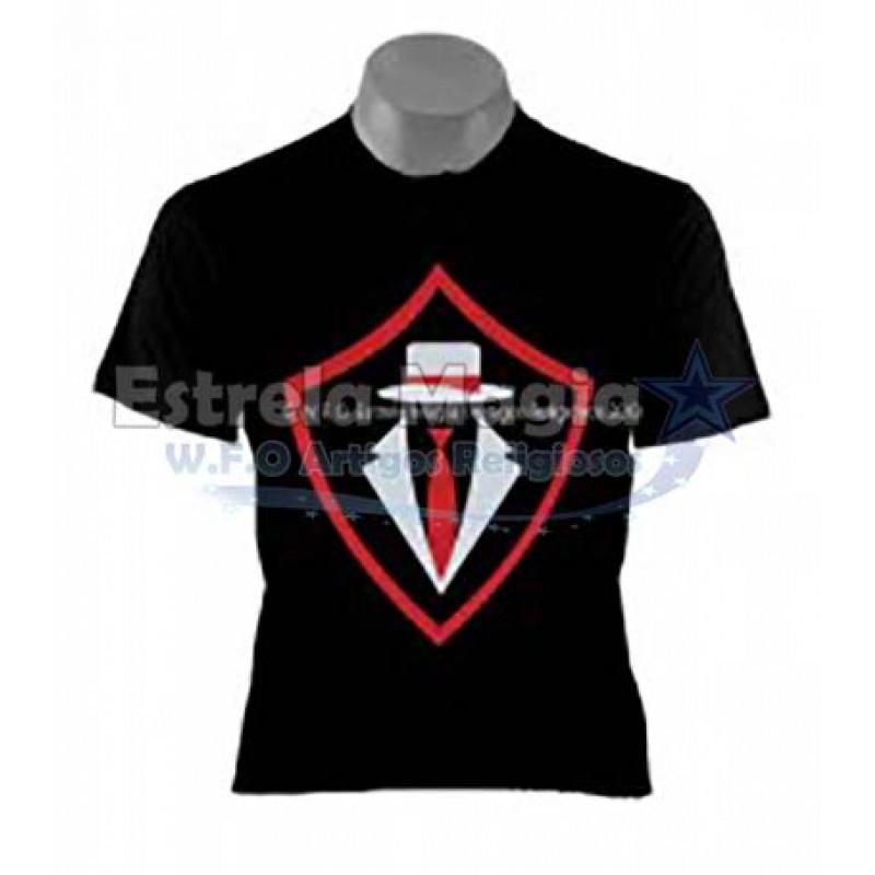 Camiseta Zé Pilintra Preta